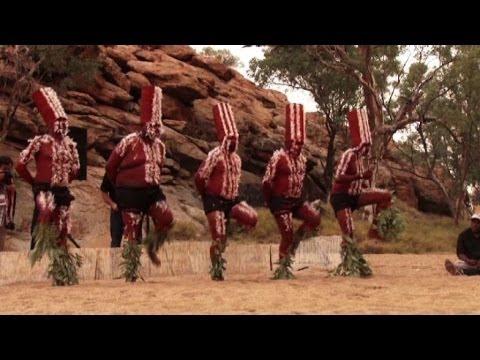 aborigeni danzarei